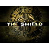 Dvd The Shield - Acima Da Lei Dublado Legendado 28 Discos