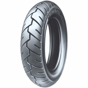 Pneu Moto 3.50-10 59j Tl/tt S1 Michelin - Burgman Dianteiro