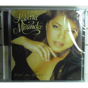 Cd Roberta Miranda Pele De Amor Romântico Soul Mpb Pop Raro