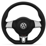 Volante Gol Saveiro Voyage G5 G6 Fox Golf Vw Original Jetta