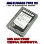 Matriz Multijogos Taito Type X2 10 Emulador Arcade Fliperama