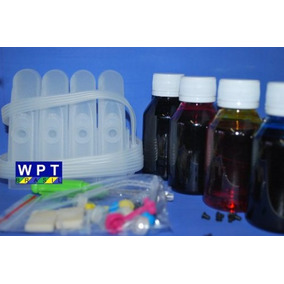 Bulk Ink + 400ml De Tinta Para Canon Mp280 Mp600 Mp230