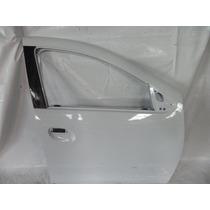 Porta Renault Sandero 2014-015 4p Dianteira Direita Original
