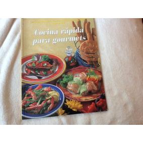 Revista Cocina Rápida Para Gourmets