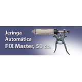 Jeringa Fix Master Para Ganado 50cc