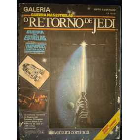 Álbum Retorno De Jedi (1983) Incompleto