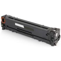 007 Cartucho Toner Impressora Hp Color Laserjet Cp1215 Ciano