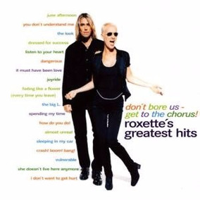 Cd Roxette*/ Greatest Hits