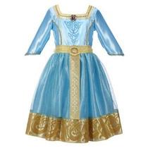 Disney Princesa Valiente Mérida Royal Vestido