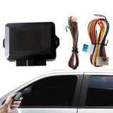 Modulo Interfase Para Subir 4 Vidrios Electricos De Autos
