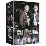 Box Nova York Contra O Crime 1ª Primeira Temporada 6 Dvds