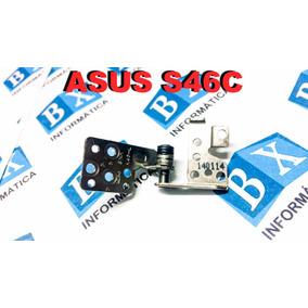Dobradiças Do Lcd Asus S46c S46cm