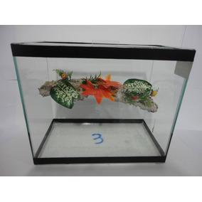 Aquario Terrario Para Tartaruga Nº 3