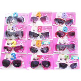 Barbie Lentes Anteojos De Sol Infantiles Filtro Uv 100% Real
