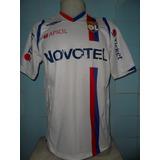 Camisa Olimpic Lyon Juninho Pernambucano N#8