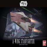 A-wing Maqueta Star Wars 1/72 Nueva Japonesa Bandai