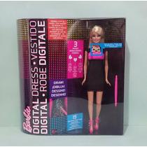 Barbie Vestido Digital