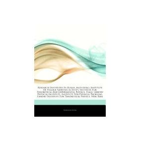 Libro Articles On Research Institutes In Russia,, Hephaestus