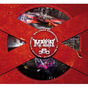Dvd Malón - 360 Estadio Malvinas 2012 ( Eshop Big Bang Rock)