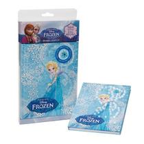 Diario Frozen Oficial Disney Original Light-up Diary