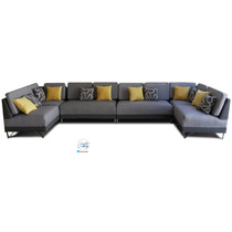 Salas De Estar Lounge Moderna Minimalista Pequeña Elegante 6