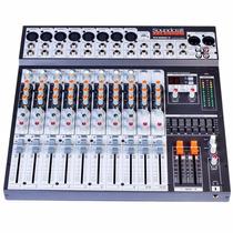 Consola Mixer Soundcraft Selenium Sx-1202fx Radio Aceto