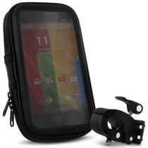 Suporte Impermeável Celular Gps Bike Bicicleta Moto 5 P Case