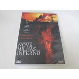 Dvd Nove Milhas Para O Inferno (nine Miles Dow - Vitorsvideo