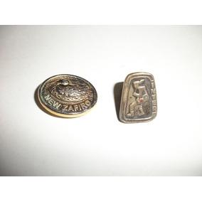 Tres Pins Antiguos De Coleccion