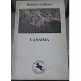 Novela Escolar Bachillerato Canaima Libro (usado)