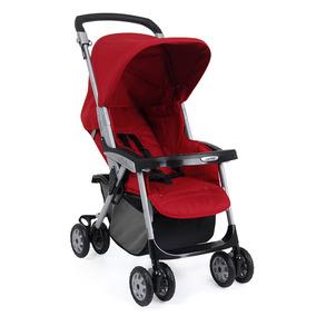 Carrinho De Bebê Aria Red Peg Pérego - 4babies