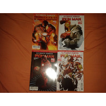 Ultimate Iron Man Marvel Comics