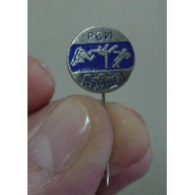 285a9d9382c8c Chuteira Olimpica Antiga - Pins e Bótons em Coleções no Mercado ...