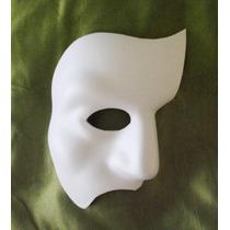 Mascaras Fantasma Da Opera Festa Carnaval