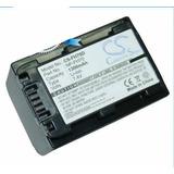 Bateria P/filmadora Sony Np-fh70 1300mah 7.4v