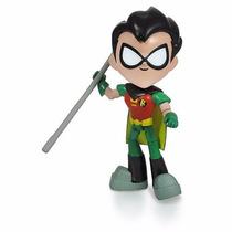 Teen Titans/ Jovens Titãs - Robin C/ Bastão. Ja No Brasil