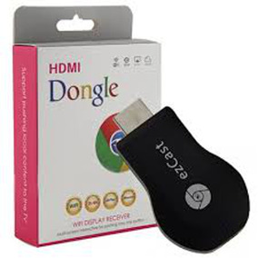 Dongle Chromecast (ezcast M2) Hdmi Wi-fi (sem Fio) Original