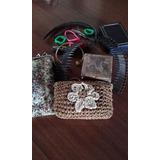 Monederos Colitas Y Vinchas Para Pelo Para Dama Usados
