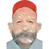 Máscara De Látex Obrero