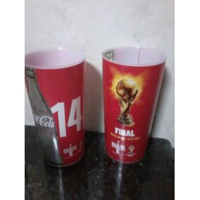 Copos Coca-cola Copa 2014