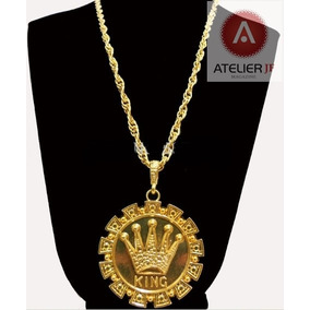 Corrente De Ouro Do Funk Com Pingente - Joias e Relógios no Mercado ... 2509801efd