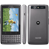 Nextel Iron Rock Xt627 Dual Chip Iden E 3g Wifi Android Gsm