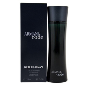 Perfume Masculinio Armani Code 125ml 100% Original