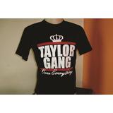 Camisetas Hip Hop - Wiz Khalifa - Taylor Gang - Frete Grátis