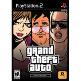 Grand Theft Auto The Trilogy (nuevo Y Sellado) - Ps2