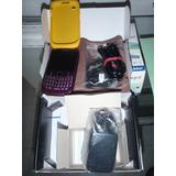 Blackberry Curve 8520 Con Cámara De 2 Mp, Bluetooth, Wi-fi
