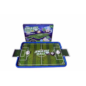 Smash Ball Tejo De Mesa Para Niños 2 En 1 Football Y Hockey