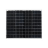 Painel Solar Fotovoltaico Kyocera 50w Kc50t Poly