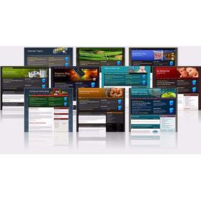 Site Gerenciável P/ Despachante C/ Chat Online + Instalação