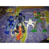 Lote De Figuras Bionicle Lego
